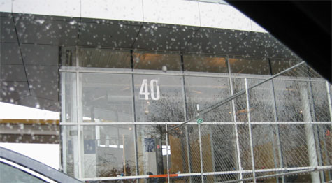 building 40 at google